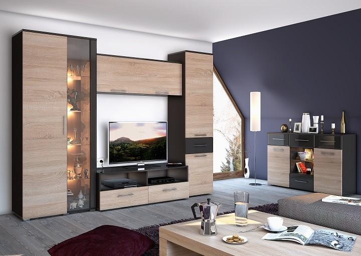 Schrank wohnzimmer modern  Klassische Möbel Garnituren für Wohnzimmer
