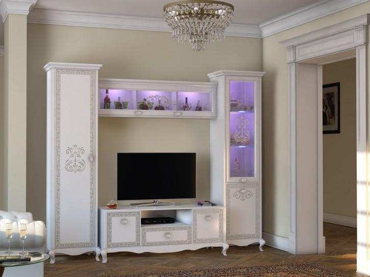 Klassische m bel garnituren f r wohnzimmer - Klassische wohnwand ...