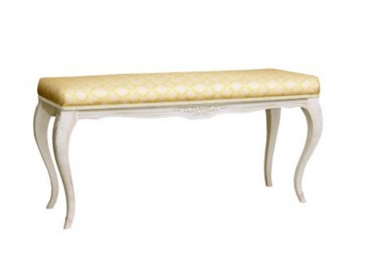 Sitzbank Rozza  in beige für Schlafzimmer