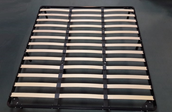 Lattenrost für Bett 180x200cm inkl. Füße aus Metall
