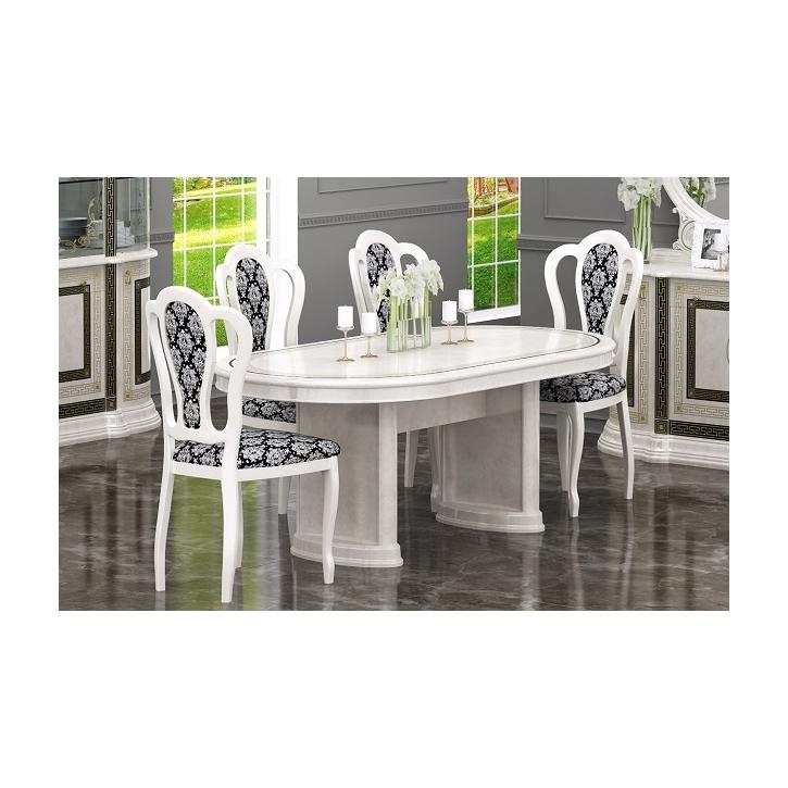 Esstisch ohne Stühle Versal beige klassisch Barock