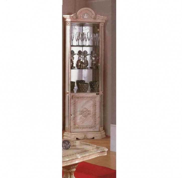 ECK Vitrine Betty in Beige