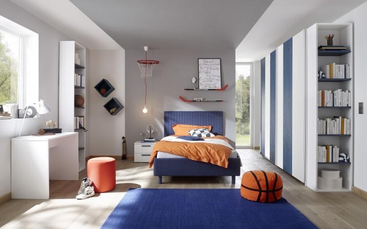 Jugendzimmer Enjoy-it 6-teilig cm in verschieden Farben