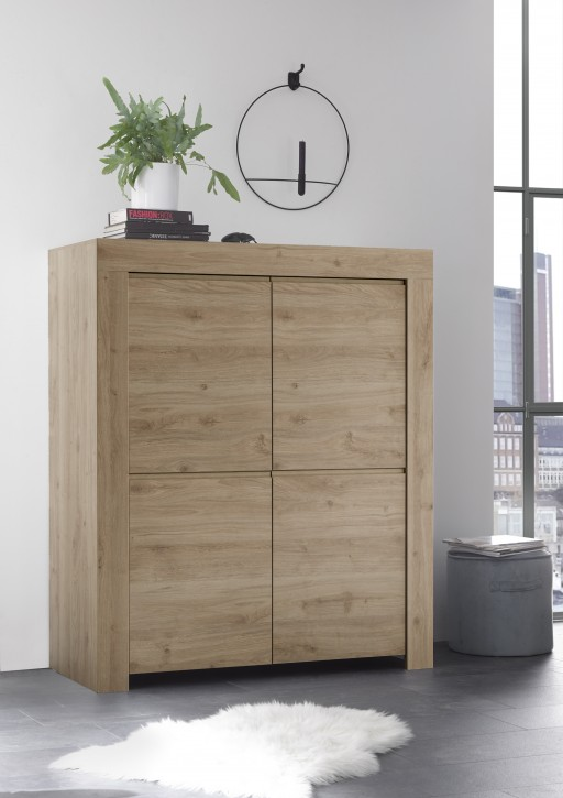 Highboard Fren Eiche Cadiz NB