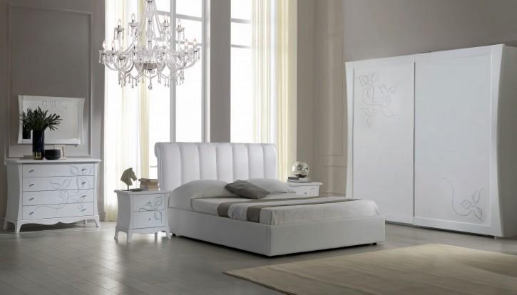 Schlafzimmer Set Jolie  in Weiß