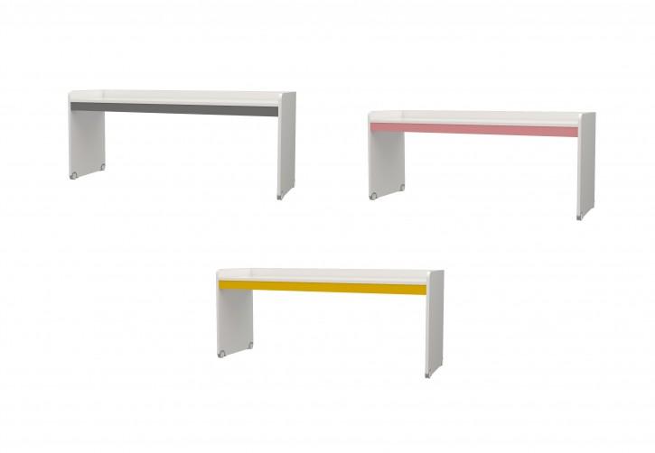 Schreibtisch Neo large lang für Hochbetten Neo