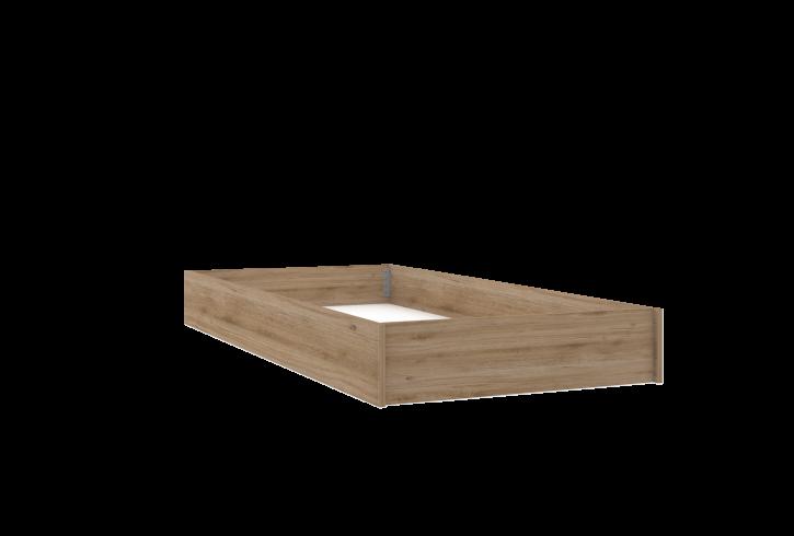 Gästebett New Options 90x190 cm in Eiche Optik
