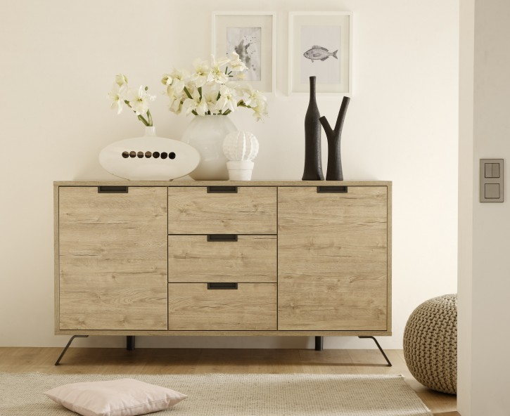 Sideboard Pana in eiche