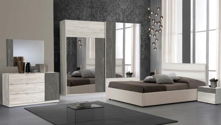 Schlafzimmer Set Urban in Beige