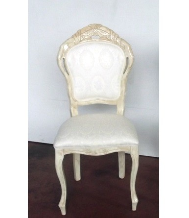 Stuhl Betty in Beige Barock