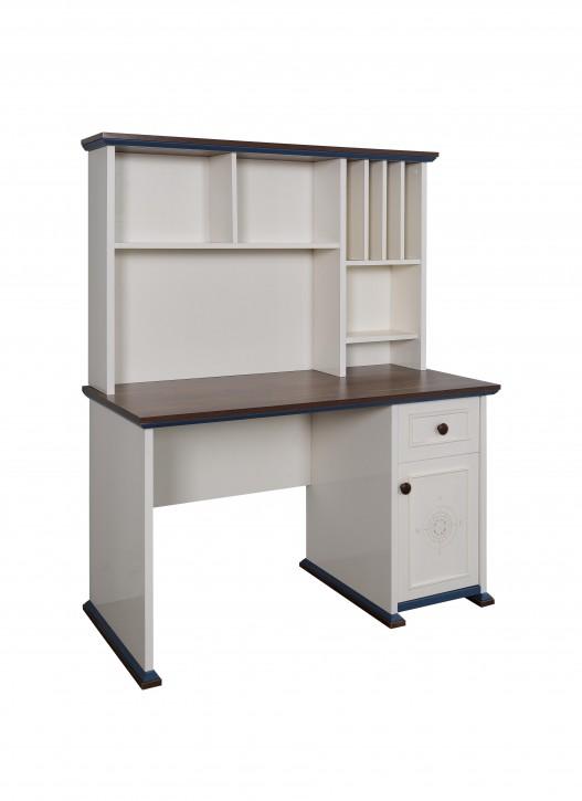 Schreibtisch Marin in Weiss