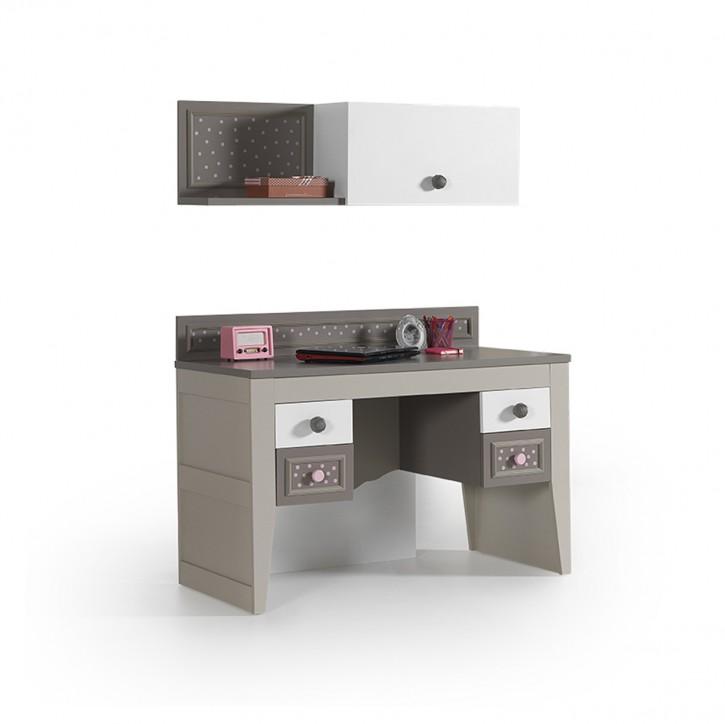 Schreibtisch mit Aufsatz Houses