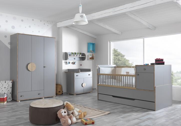Babyzimmer FINDIK 4-teilig