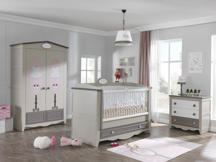 Babyzimmer HOUSES