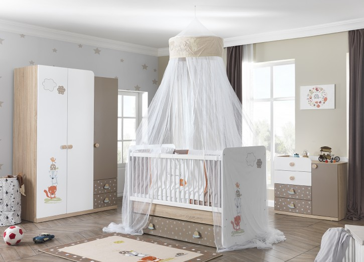 Komplettzimmer baby carino