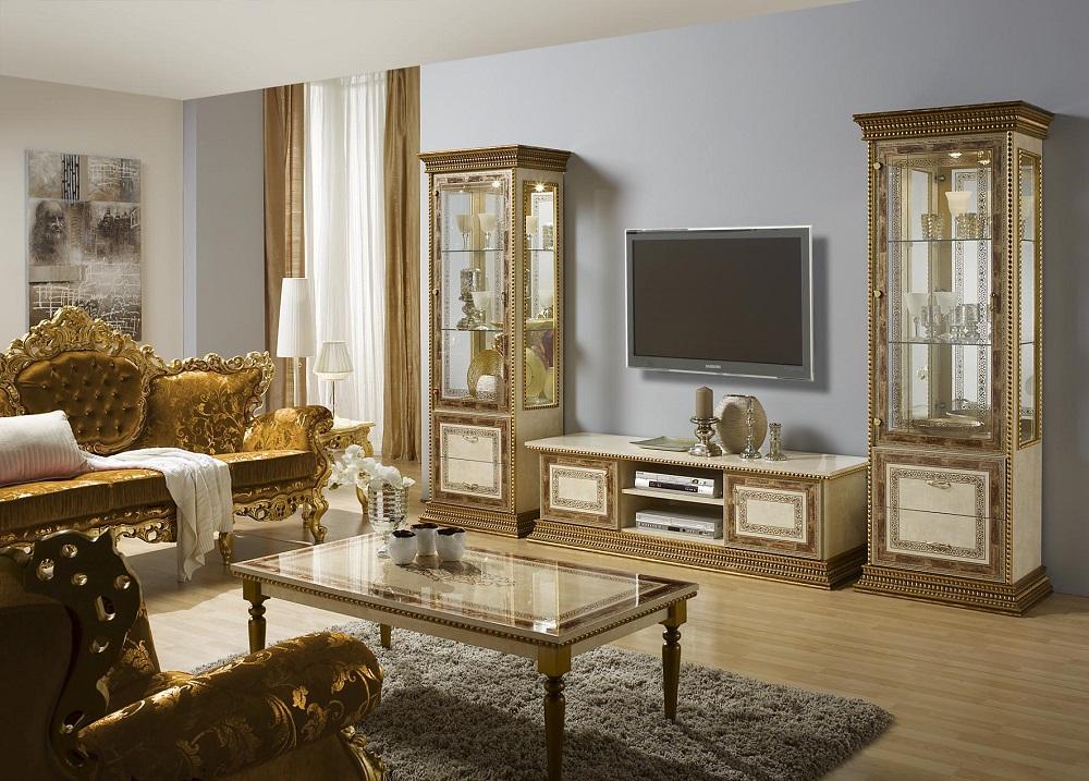 esstisch jenny tisch beige gold luxus italien barock klassik-sa, Hause deko