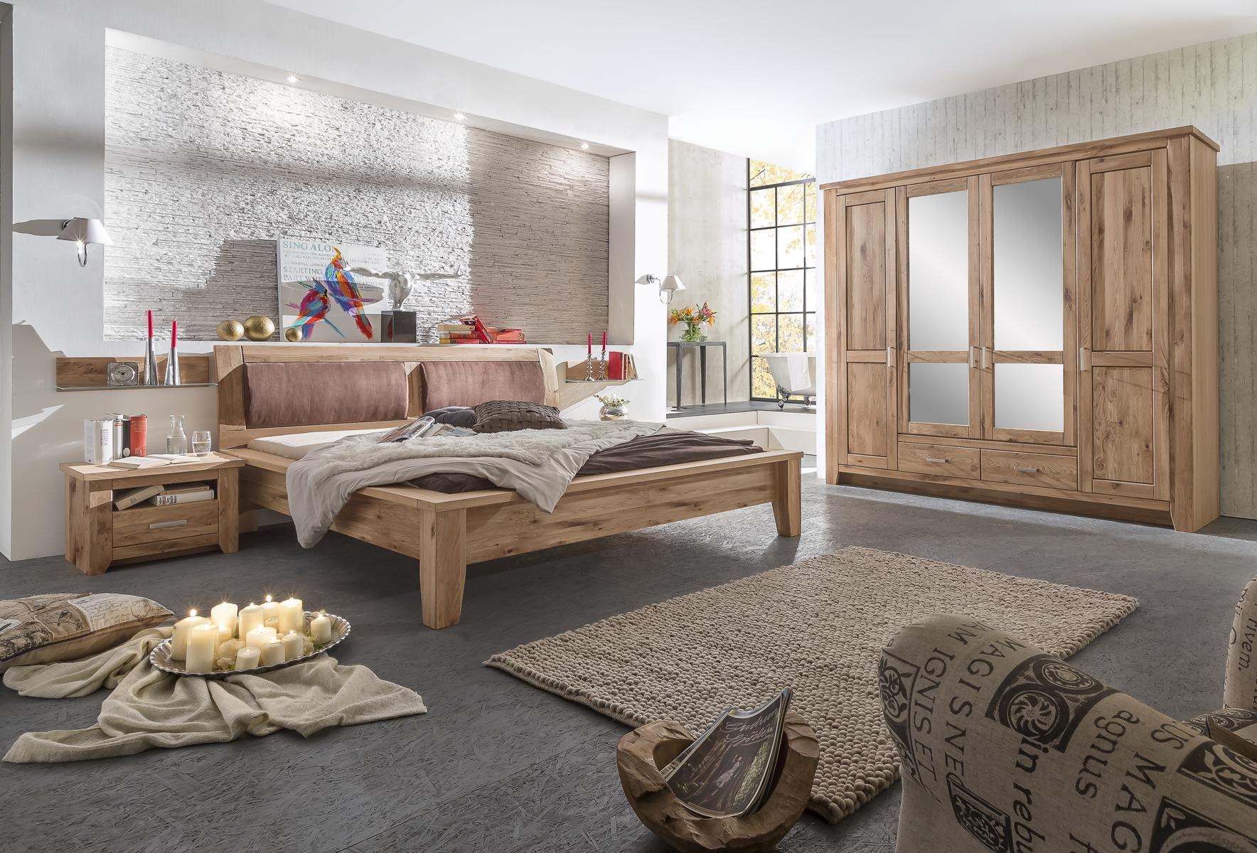 bett 200x200 cm tina landhausstil asteiche massiv ge lt 50 el tr 50. Black Bedroom Furniture Sets. Home Design Ideas