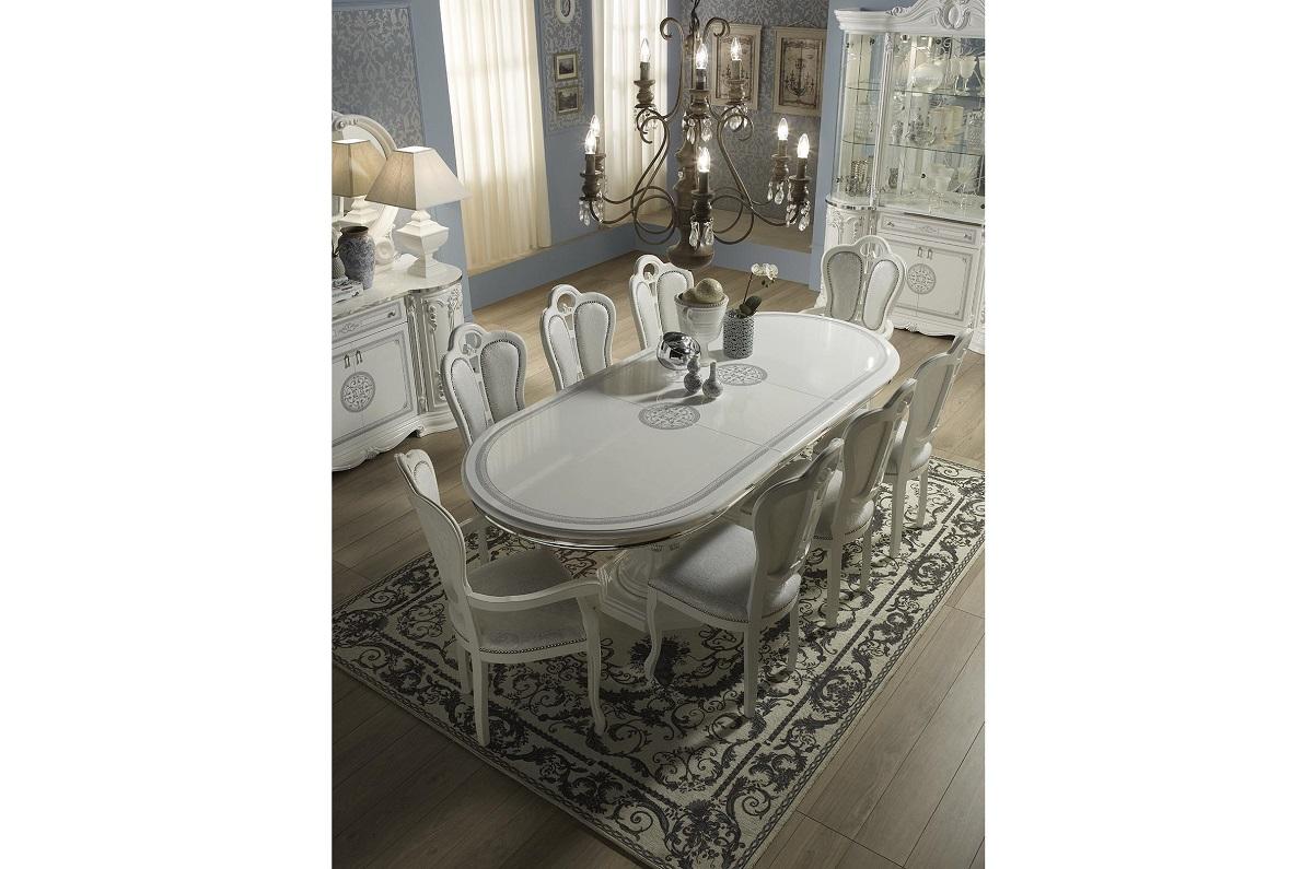 kommode mit spiegel great weiss silber klassik barock italia p pkgrccom1 spw. Black Bedroom Furniture Sets. Home Design Ideas