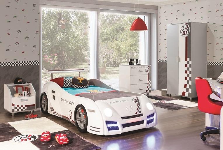 Gunstiges Auto Zimmer Fur Jungs