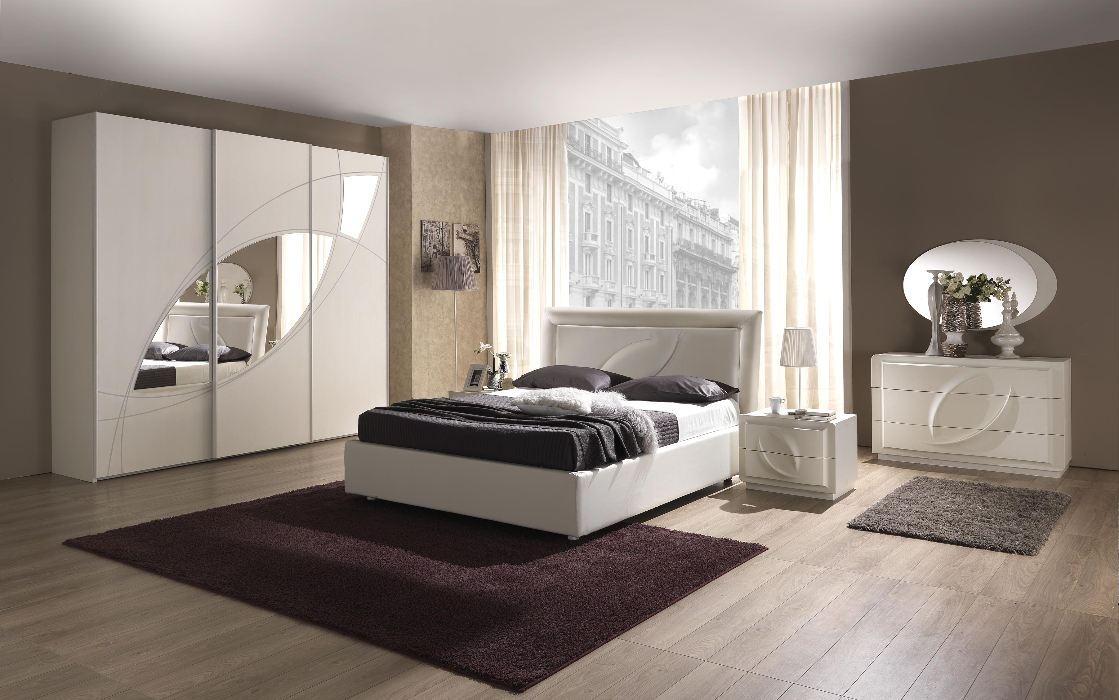 bett 160x200 cm trevia in weiss stilvoll elegante m bel xp. Black Bedroom Furniture Sets. Home Design Ideas