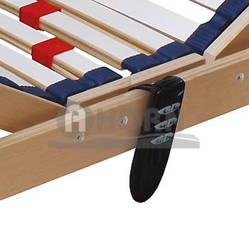 lattenrost duostar mit motor verstellbar ah ltm duo 01. Black Bedroom Furniture Sets. Home Design Ideas