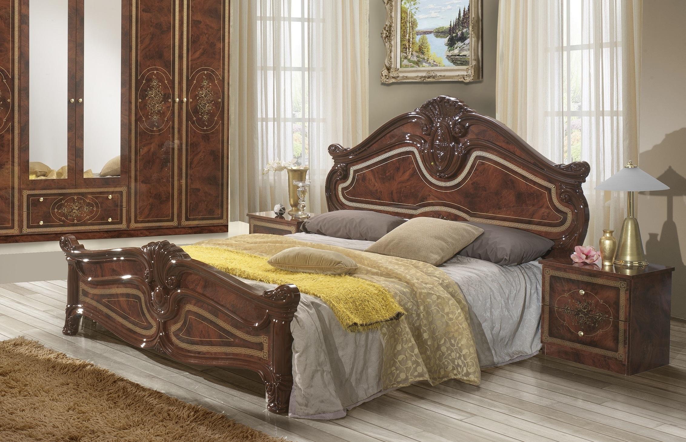 Schlafzimmer italienisch modern schlafzimmer set t rkisch ideen bett lattenroste frankenstolz 7 - Mobel italienischer stil ...