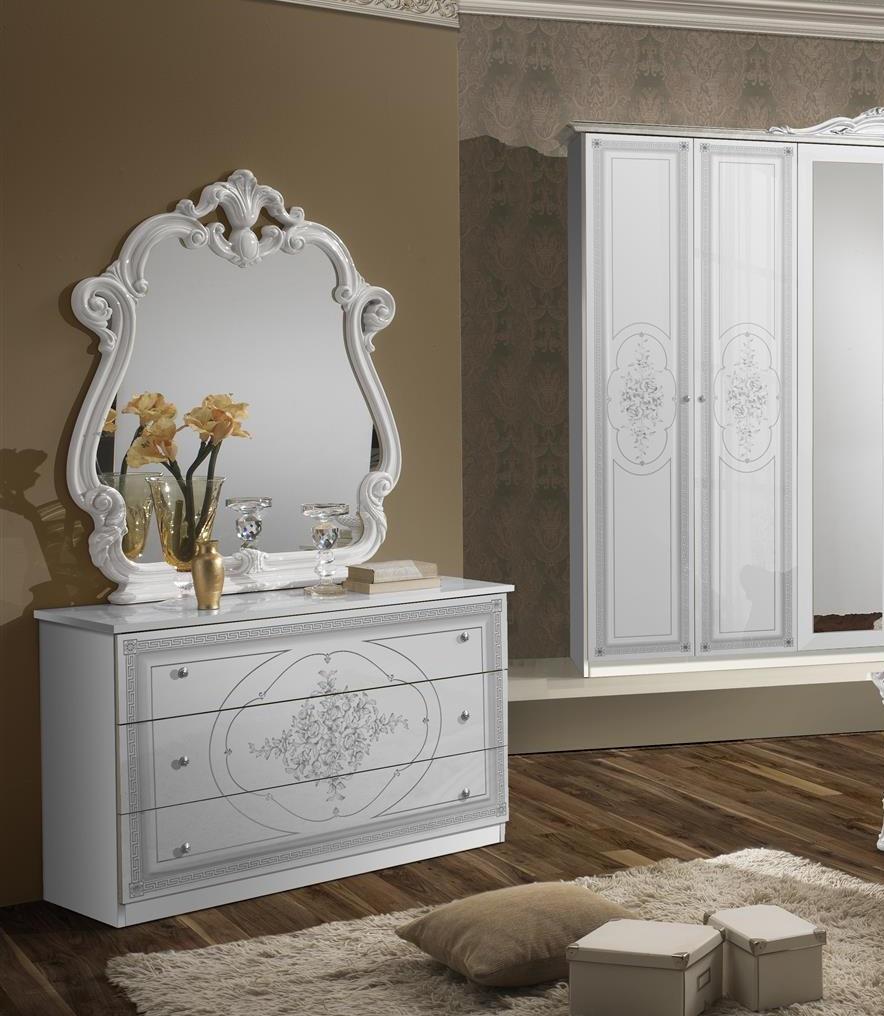g nstige kommode mit spiegel. Black Bedroom Furniture Sets. Home Design Ideas