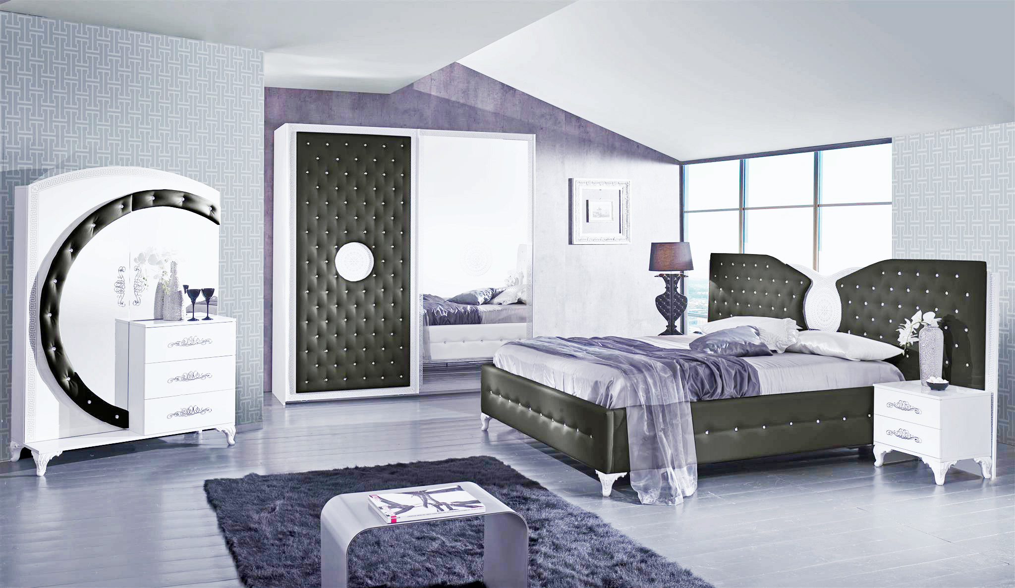 sch ne kommode mit spiegel g nstige kommode. Black Bedroom Furniture Sets. Home Design Ideas