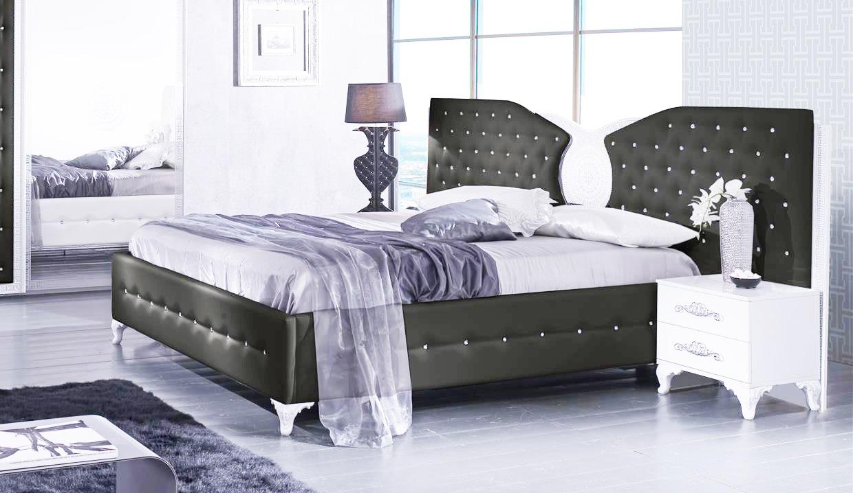 Wunderbar Schlafzimmer Anatalia In Schwarz Weiss Luxus Design