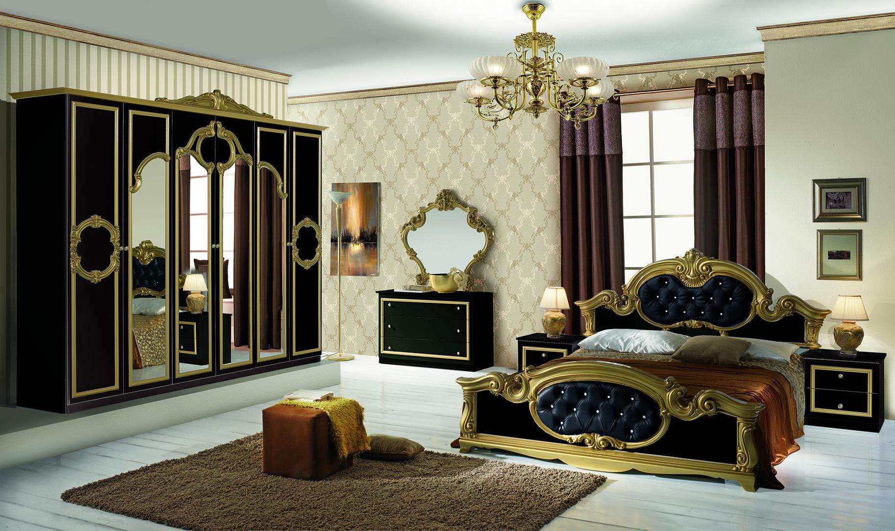 Schlafzimmer Barock