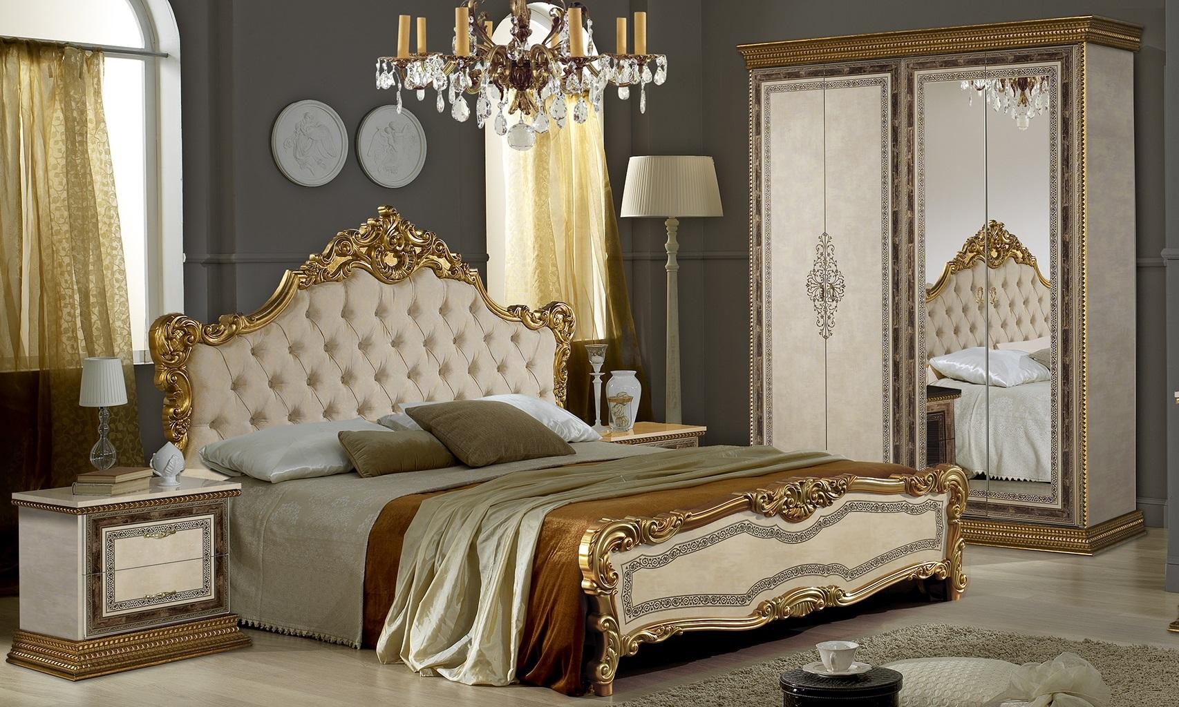 Schlafzimmer Klassich