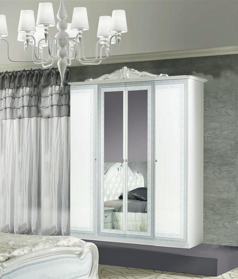 ... Schlafzimmer Set Lion In Weiss Klassisch Design ...