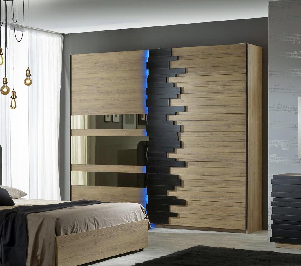 Modernes Schlafzimmer , Elegantes Schlafzimmer