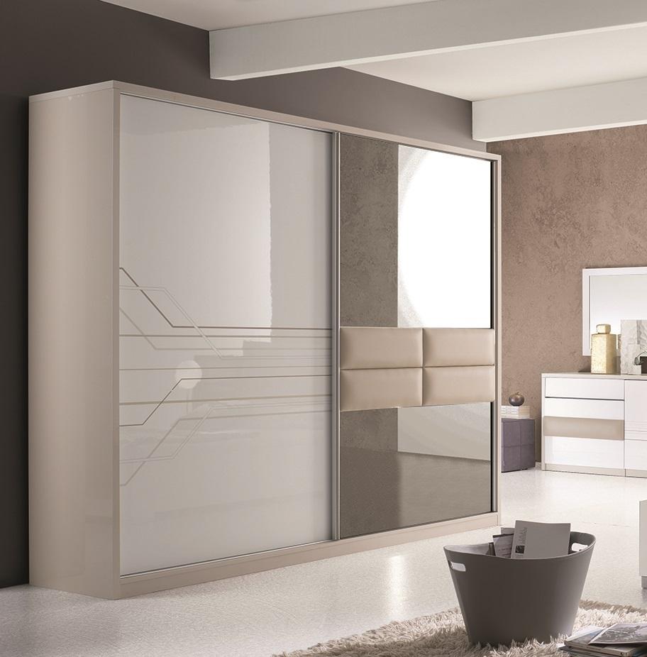 Schlafzimmer Beige Weiss Modern Design