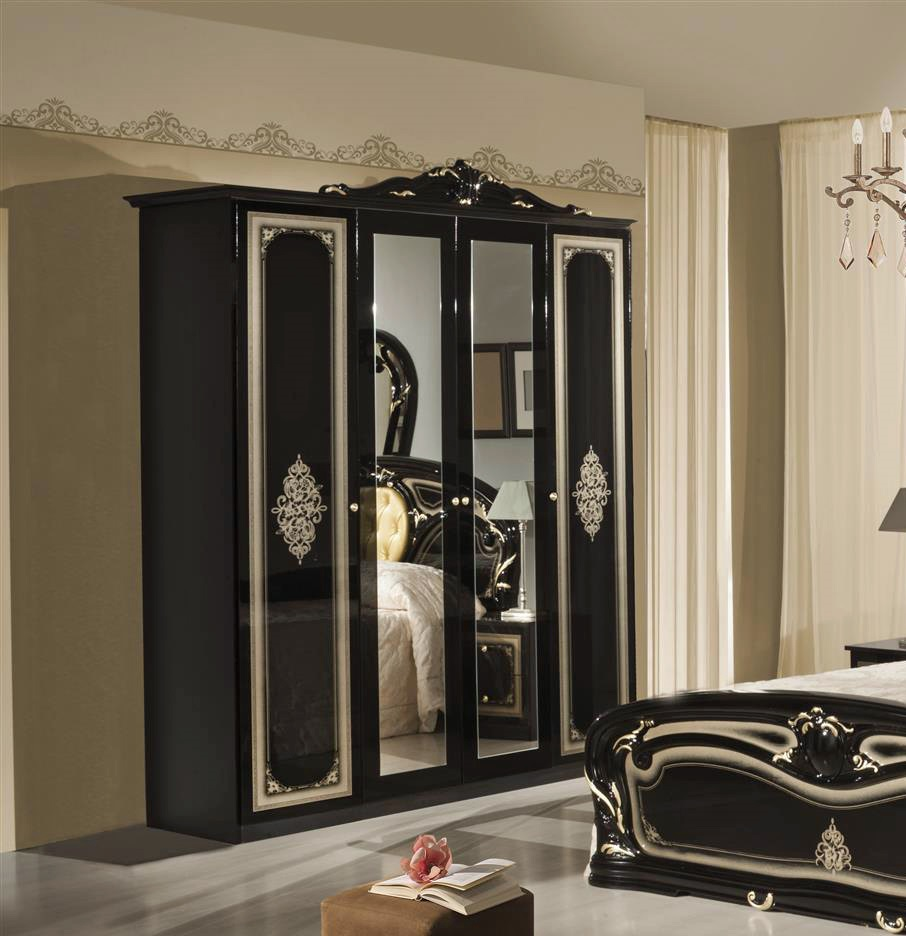 klassische kommode mit spiegel barock kommode mit spiegel. Black Bedroom Furniture Sets. Home Design Ideas