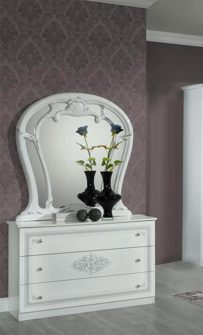 klassisches bett barock bett. Black Bedroom Furniture Sets. Home Design Ideas