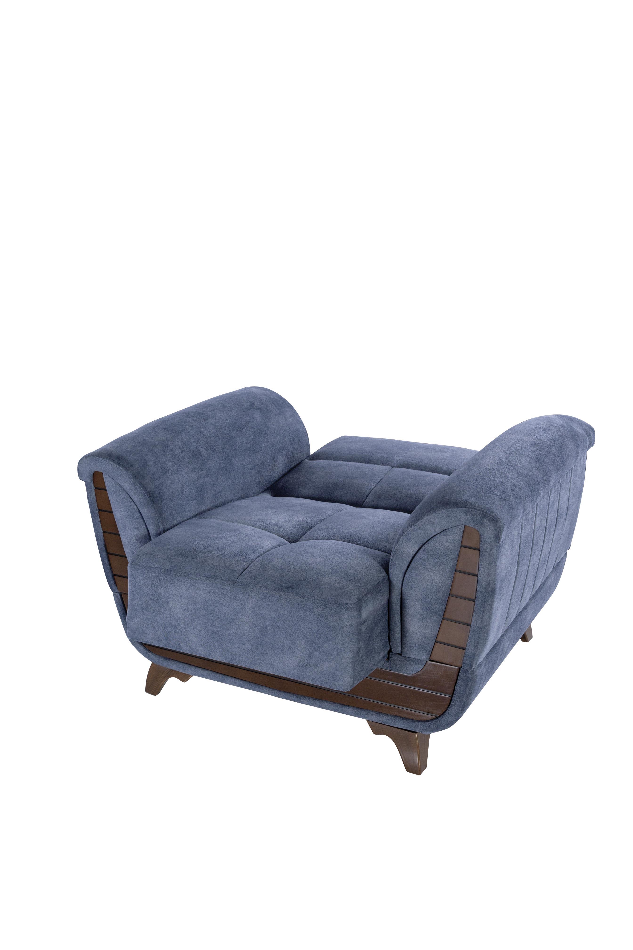 Schöne Couch In Blau