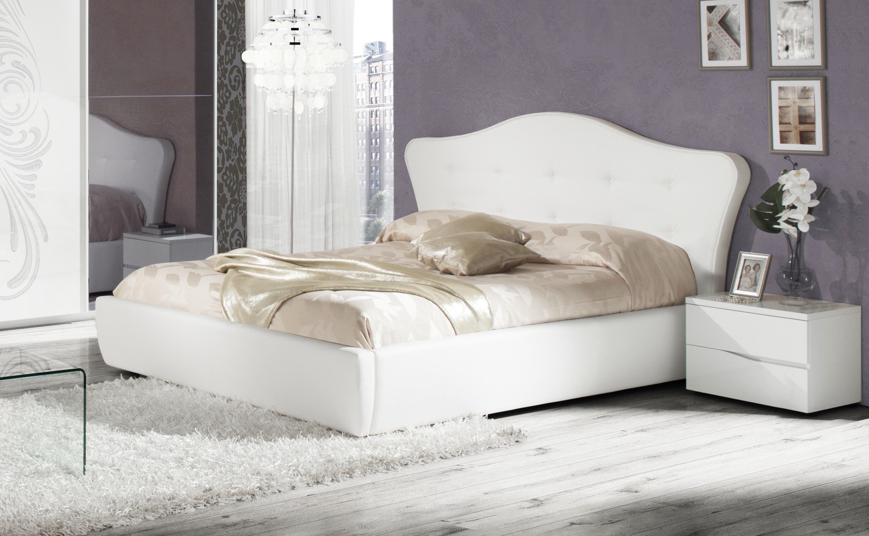 Schlafzimmer Set Valentina In Weiss Luxus Design ...