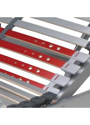 Lattenrost Lussoflex mit Kopf U. Fussteil Verstellbar