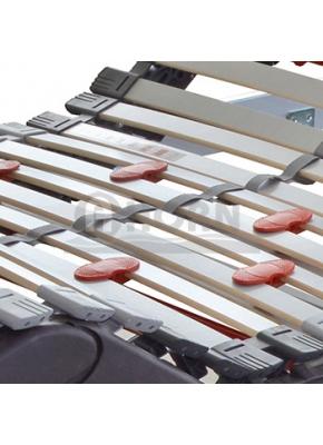 Lattenrost Lussoflex Motor Quattro Memory